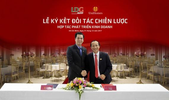 LDG phát triển căn hộ thông minh tại khu Tây Sài Gòn