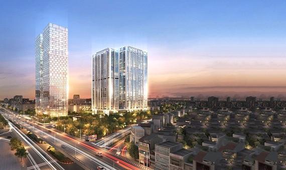 """Vinhomes Metropolis: """"Tòa nhà cao tầng tốt nhất Châu Á-TBD"""" 2017"""