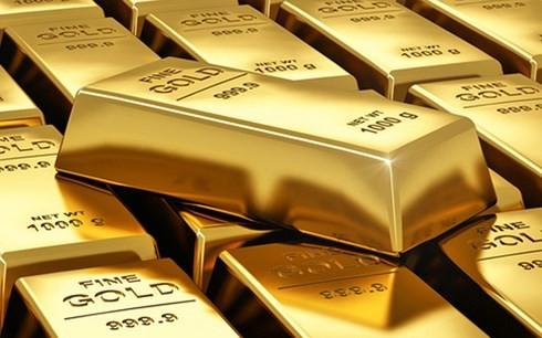 Giá vàng đang có sự biến động nhẹ (Ảnh minh họa: KT)