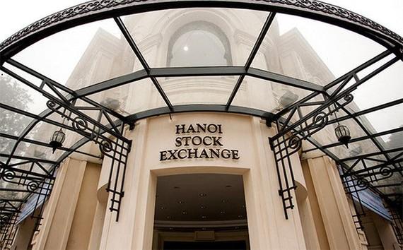 Giá trị vốn hóa doanh nghiệp niêm yết trên HNX đạt 235.462 tỷ đồng