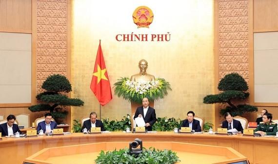 Nghị quyết phiên họp Chính phủ tháng 2: Bảo đảm mục tiêu tăng trưởng