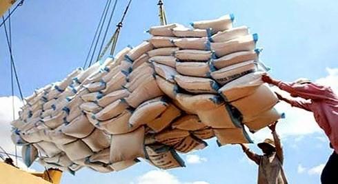 Xuất khẩu gạo tăng trưởng mạnh trong quý I (Ảnh minh họa: KT)