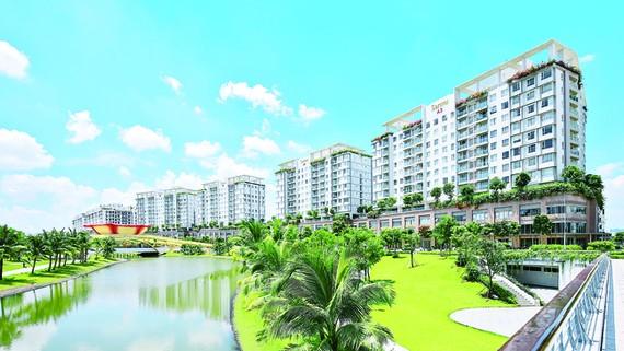 Khu căn hộ cao cấp Sarimi bên cạnh dòng sông Sala mát lành