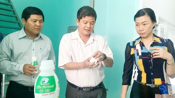 HTX Tân Thông Hội đã đưa nhà máy sữa vào hoạt động giúp thu mua sữa, tạo thương hiệu sữa riêng cho huyện Củ Chi