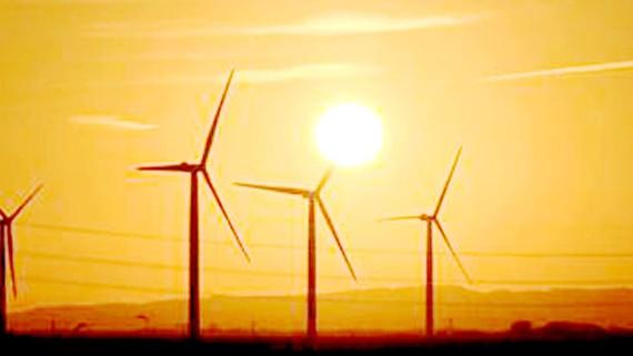 Anh chuyển mạnh sang năng lượng xanh