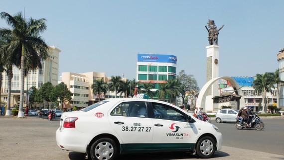 Taxi Vinasun khai trương chi nhánh đầu tiên tại Tây Nguyên