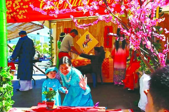Người Việt vui tết ở Sydney
