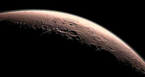 Con người có thể sống trên sao Hỏa vài ngày