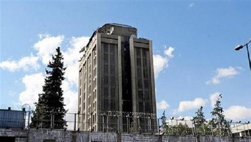 Đại sứ quán Nga tại Damascus, Syria. Nguồn: presstv.ir