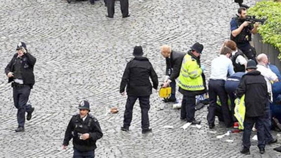 Một vụ tấn công khủng bố tại Anh vào tháng 3-2017