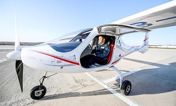 Thử nghiệm thành công máy bay chạy điện