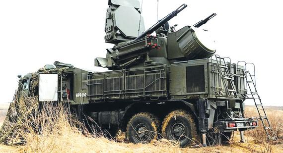 Nga hoàn thiện tên lửa đất đối không thế hệ mới
