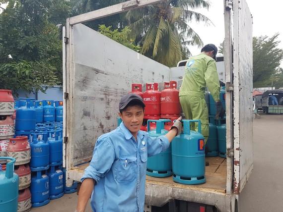 Từ ngày 1-2, giá gas trong nước sẽ giảm mạnh