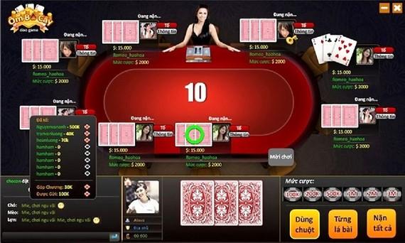 cờ bạc online