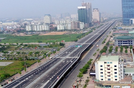 Hà Nội hoán đổi 517ha đất thực hiện dự án tuyến đường vành đai II