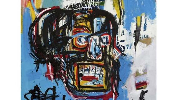 "Tác phẩm ""Untitled"" của Jean-Michel Basquiat"