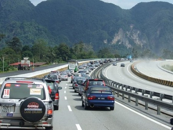 Work starts on seven bid packages of Bac Giang-Lang Son expressway on July 18