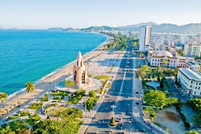 A view of Nha Trang city, Khanh Hoa province (File Photo: SGGP)