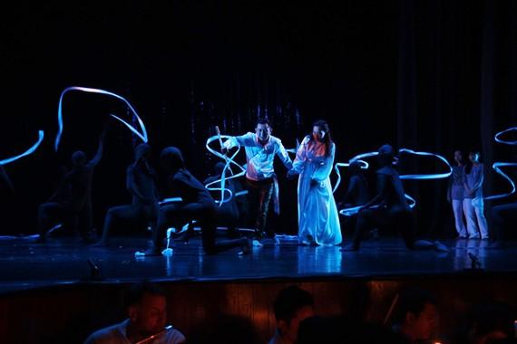 Tái diễn vở nhạc kịch Cây sáo thần