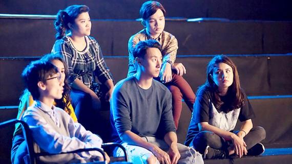 Glee Việt Nam, series phim ca nhạc đầu tiên được thực hiện và phát miễn phí trên các nền tảng kỹ thuật số. Ảnh: BHD