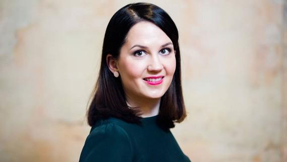 Chân dung Bộ trưởng Sanni Grahn-Laasonen