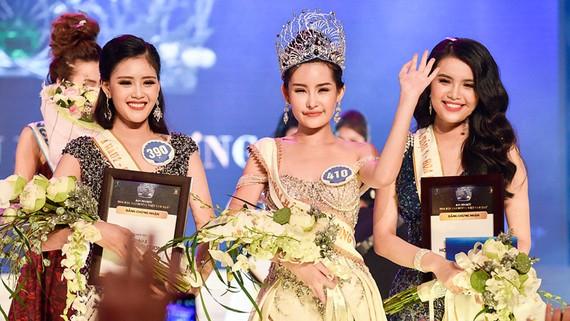 """Cuộc thi Hoa hậu Đại dương 2017 gây """"bão dư luận"""" gần đây"""