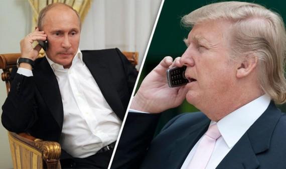 Chiều nay (2/5), Tổng thống Mỹ sẽ điện đàm với Tổng thống Nga