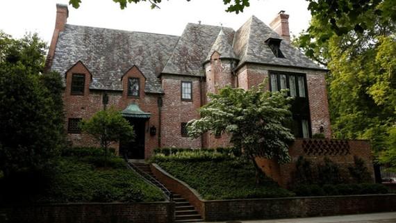 Căn nhà của gia đình Obama