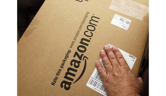Mua đồ trên Amazon, nhưng thực tế nhận được hàng từ Alibaba
