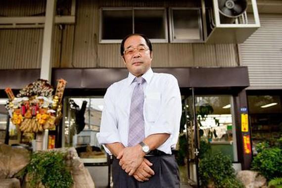 Tỷ phú Nhật Bản làm giàu từ những món hàng đồng giá 1USD