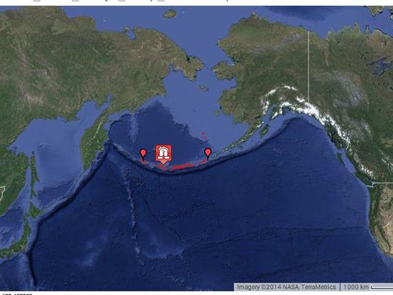 Mỹ - Nga cảnh báo sóng thần