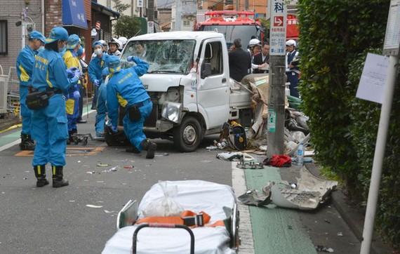 Cơn ác mộng của giao thông Nhật Bản