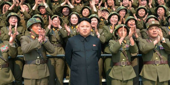 Kinh tế thế giới thế nào nếu xảy ra chiến tranh Mỹ - Triều Tiên?
