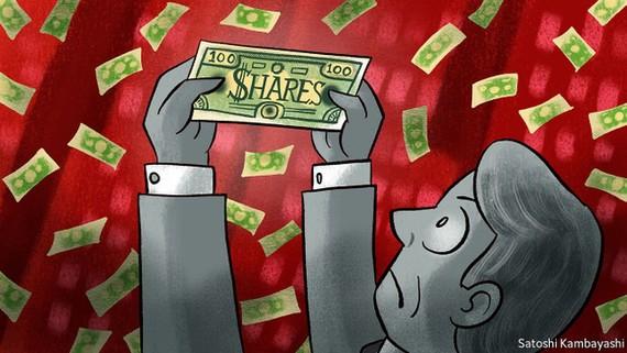 Nếu quốc gia in thêm tiền giống DN phát hành cổ phiếu?