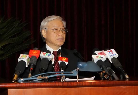 黨中央總書記阮富仲將於本月20至22日正式對柬埔寨王國進行國事訪問。(資料圖源:越通社)