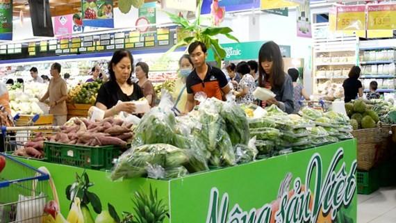 本市消費者優先購買國貨。