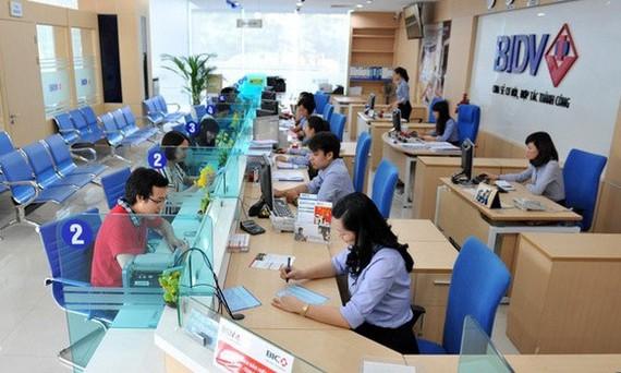 越南投資與開發商業股份銀行(BIDV)的一切活動正常。(圖源:互聯網)