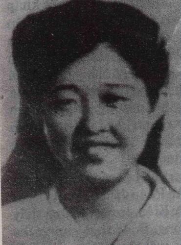 陳佩姬。(圖源:互聯網)