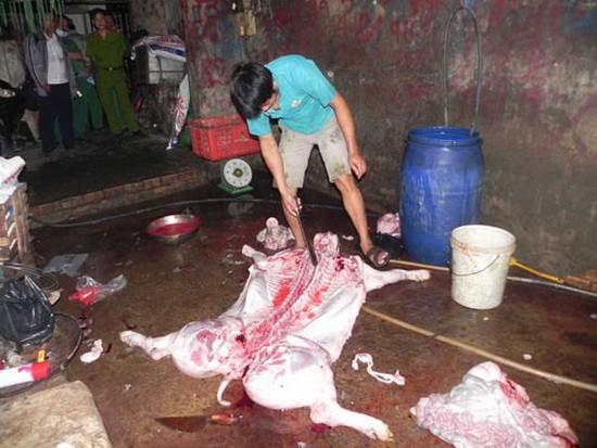 自行屠豬出售是否違法?(示意圖源:互聯網)