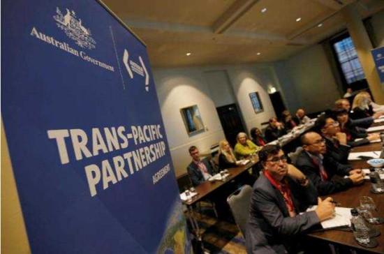 2017年8月28日,成員國代表們參加在澳大利亞悉尼舉行的《跨太平洋夥伴關係協定》(TPP)成員國領導人峰會開幕式。(圖源:互聯網)