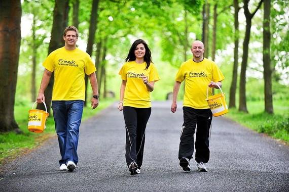 最新研究顯示,每天步行幾公里患癌風險減半。(圖源:互聯網)