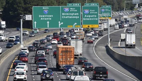 佛羅里達州大量民眾正加速撤離潛在受災地區。(圖源:互聯網)