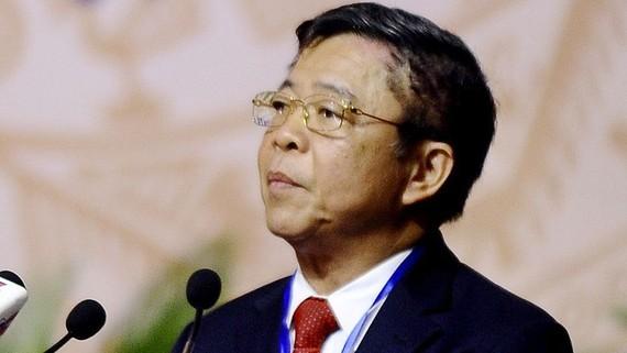 圖為越南合作社聯盟主席武金巨,將於下月起退休。(圖源:TT)