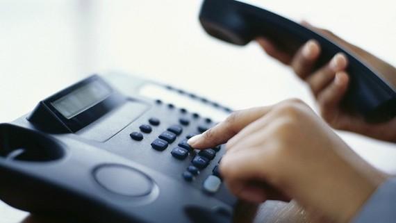 民眾須對固定電話欠費來電提高警惕。(示意圖源:互聯網)