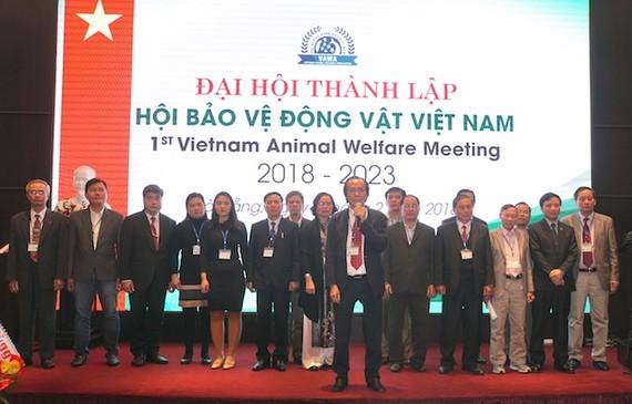 Ra mắt Hội bảo vệ động vật Việt Nam