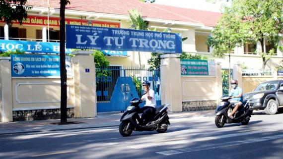 Học sinh trượt NV1 vào trường Lý Tự Trọng sẽ được học một trường công lập khác