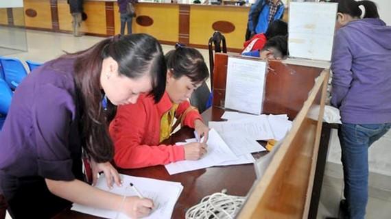 Làm hồ sơ đăng ký BHXH tại cơ quan BHXH TPHCM