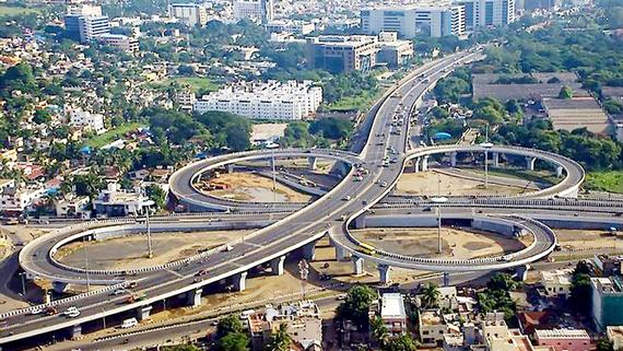 Chennai - một trong 10 thành phố giàu nhất Ấn Độ