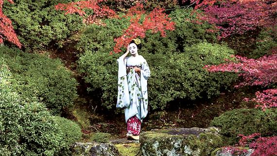 Những bí mật trong nghề đào tạo geisha