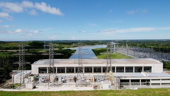 Thủy điện Trị An